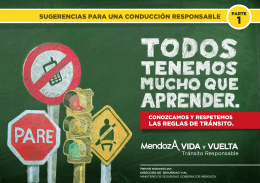 CONDUCCION RESPONSABLE parte1
