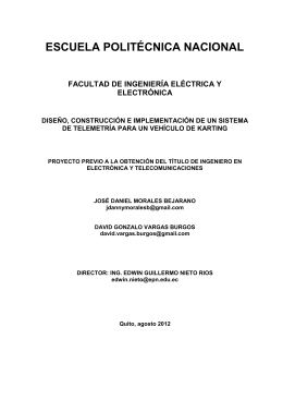 1 - Repositorio Digital EPN - Escuela Politécnica Nacional