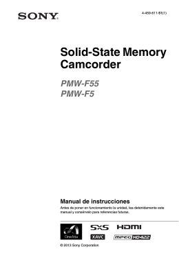 Camera Operations Manual
