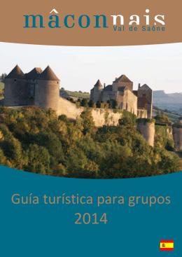 Guía turística para grupos