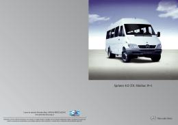 Sprinter 413 CDI. Minibus 19+1 - COLCAR