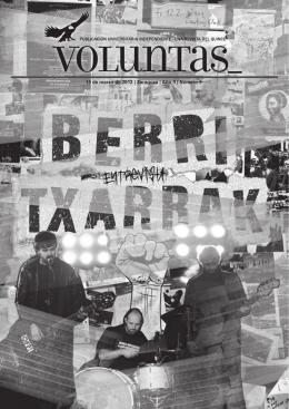 1 15 de marzo de 2012 | Zaragoza | Año II
