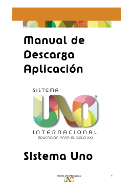 manual descarga aplicación