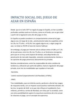 impacto social del juego de azar en espa[...]