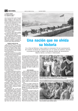 Cuba - Juventud Rebelde