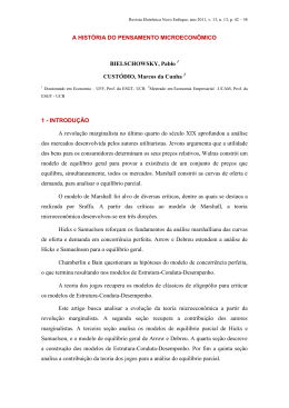 Veja o artigo completo - Universidade Castelo Branco