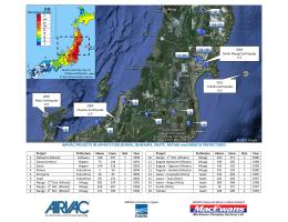 AIRVAC PROJECTS IN JAPAN`S FUKUSHIMA, ISHIKAWA, IWATE