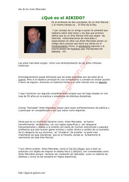 Descargar en formato PDF - abc de las Artes Marciales