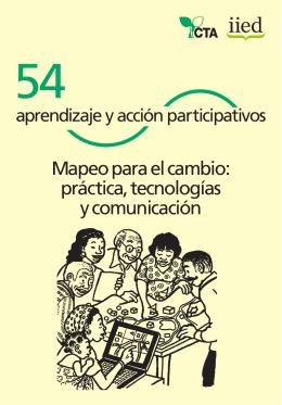 Mapeo para el cambio: práctica, tecnologías y