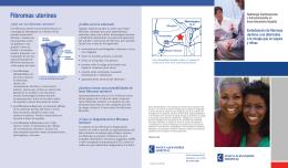 Fibromas uterinos - Inova Health System