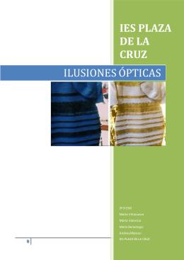 ies plaza de la cruz ilusiones ópticas - Zientzia-Azoka 2014-2015