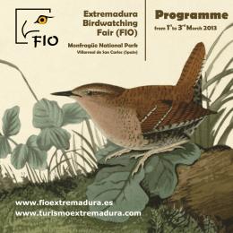Programme FOTOFIO 2013