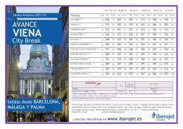 VIENA - Viajes Ciclón (Grupo AIRMET)