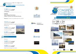 EXT TRIPTICO PROCURADORES - Consejo Canario de Colegios