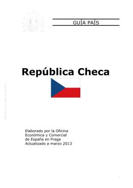 República Checa Informe país