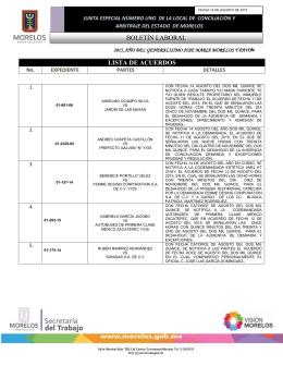 Acuerdos_Esp1 14-08 - Boletines Junta Local de Conciliacion y