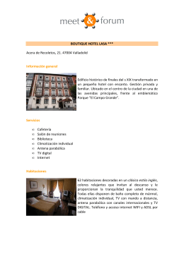 boutique hotel lasa