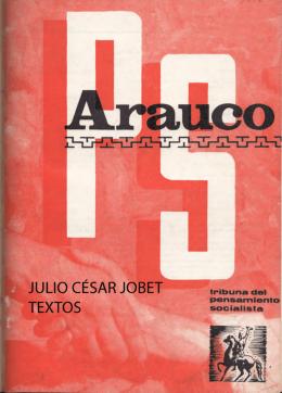 Revista Arauco, textos de Julio César Jobet