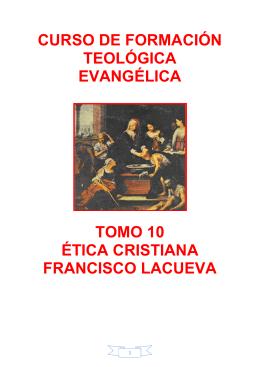 CURSO DE FORMACION TEOLOGICA EVANGELICA