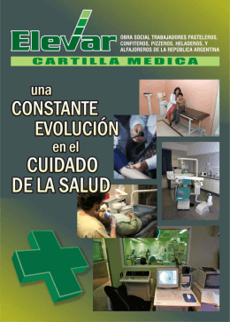 PDF Descargar Cartilla Médica