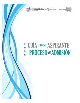 guía del aspirante - Universidad de Colima