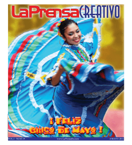 Feliz Cinco de Mayo - La Prensa De San Antonio