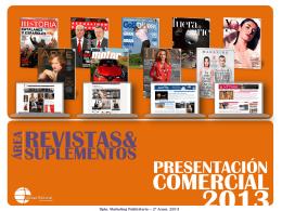 Pres.General Área - Unidad Editorial