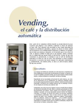 El Café en el Vending