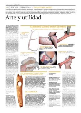 Arte y utilidad - Diario de Atapuerca