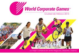 Ciudad de México, 12 - 15 Noviembre 2015 Ciudad de México, 12