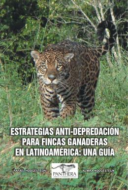estrategias anti-depredación para fincas ganaderas en