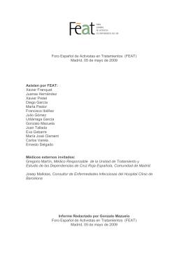 informe-feat-mallolas-martin-sp-gm - Foro español de activistas en