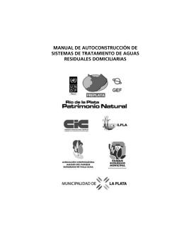 manual de autoconstrucción de sistemas de tratamiento de aguas