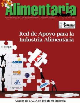 Red de Apoyo para la Industria Alimentaria