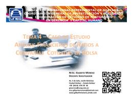 Descarga - M.Sc. Gilberto Moreno / UNEG / Investigador CIGEG