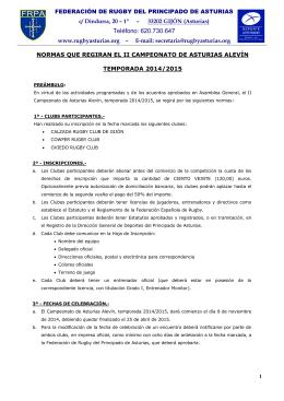 209KB - Federación de Rugby del Principado de Asturias