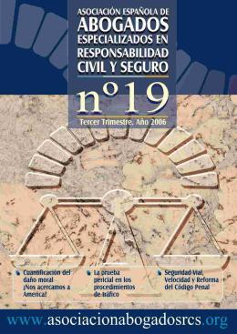 Revista nº 19, 3º trimestre año 2006 (PDF 4.5 Mb)