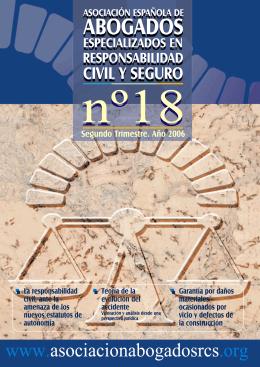 Revista nº 18, 2º trimestre año 2006 (PDF 6 Mb)