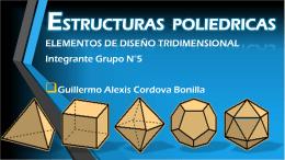 estructuras poliedricas grupo n°5