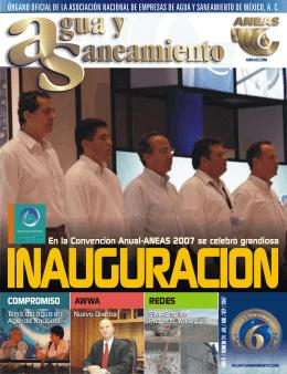 En la Convención Anual-ANEAS 2007 se celebró grandiosa