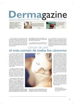 Dermagazine nº 6