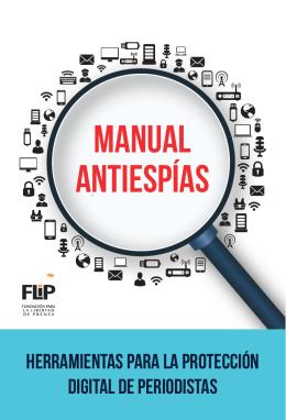 Manual Antiespías - Fundación para la libertad de prensa