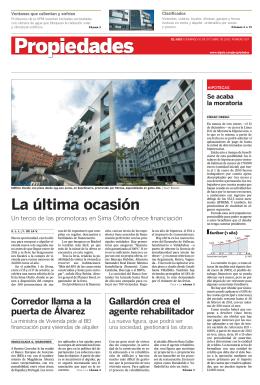 La Última Ocasión - Premier Inmobiliaria