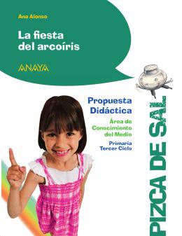 Proyecto de Lectura - Anaya Infantil y Juvenil