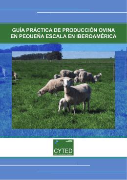 guía práctica de producción ovina en pequeña escala en