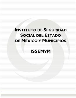 ISSEMYM - Transparencia - Gobierno del Estado de México