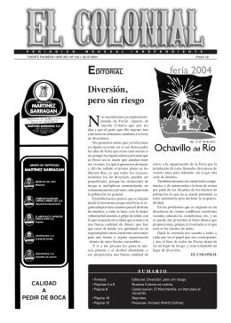Número 144 Julio 2004