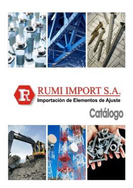 Catálogo completo de productos