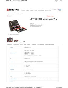 A780L3B Versión 7.x