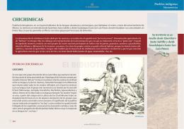 CHICHIMECAS - Elbibliote.com